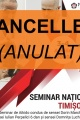 3-4 aprilie 2020 seminar national cu sensei Dorin Marchis, sensei Iulian Perpelici si sensei Domnita Luchian, Timisoara